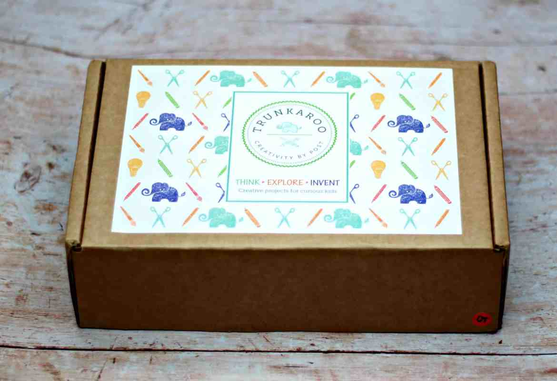 Trunkaroo Ocean Tales Box