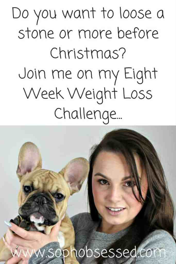 Eight Week Weight Loss Challenge