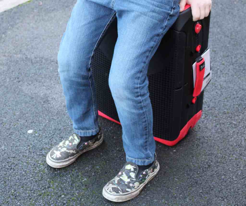 Jurni Suitcase