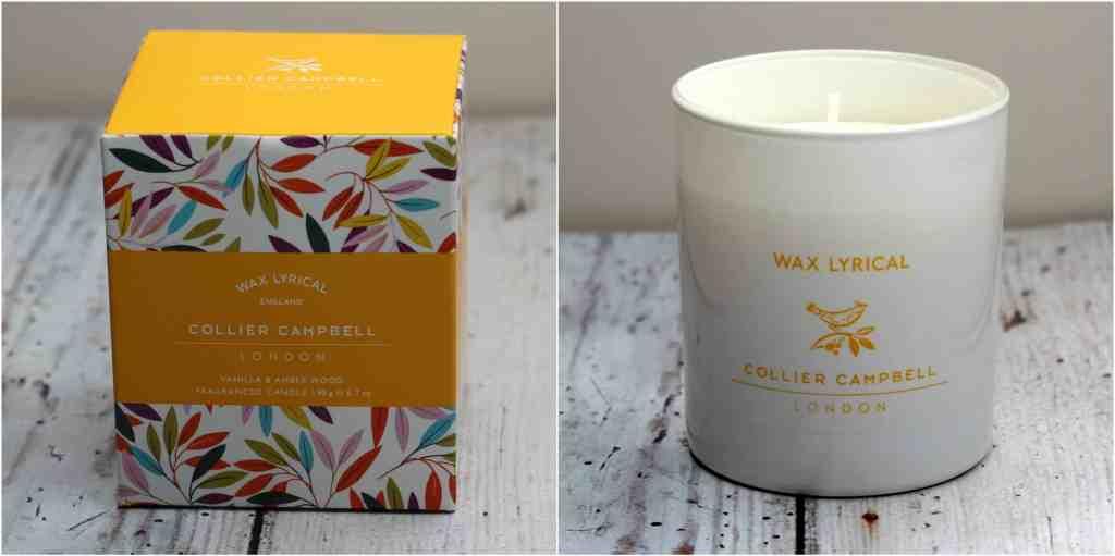 Wax Lyrical Vanilla Candle Valentines Gift
