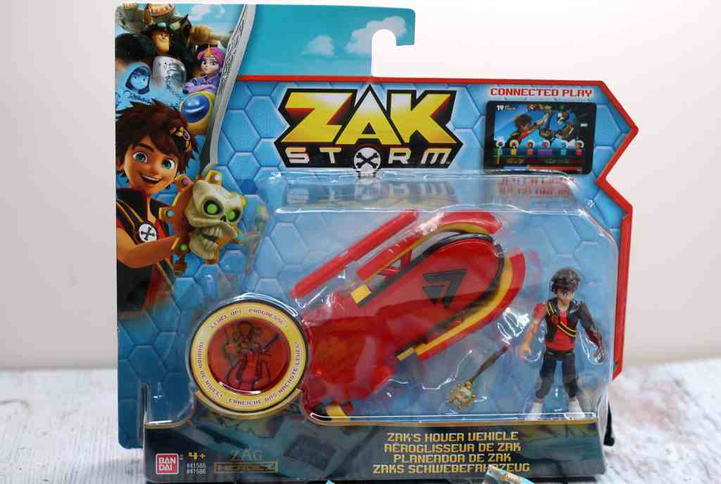 Zak Storm Hover Vehicle and App Review