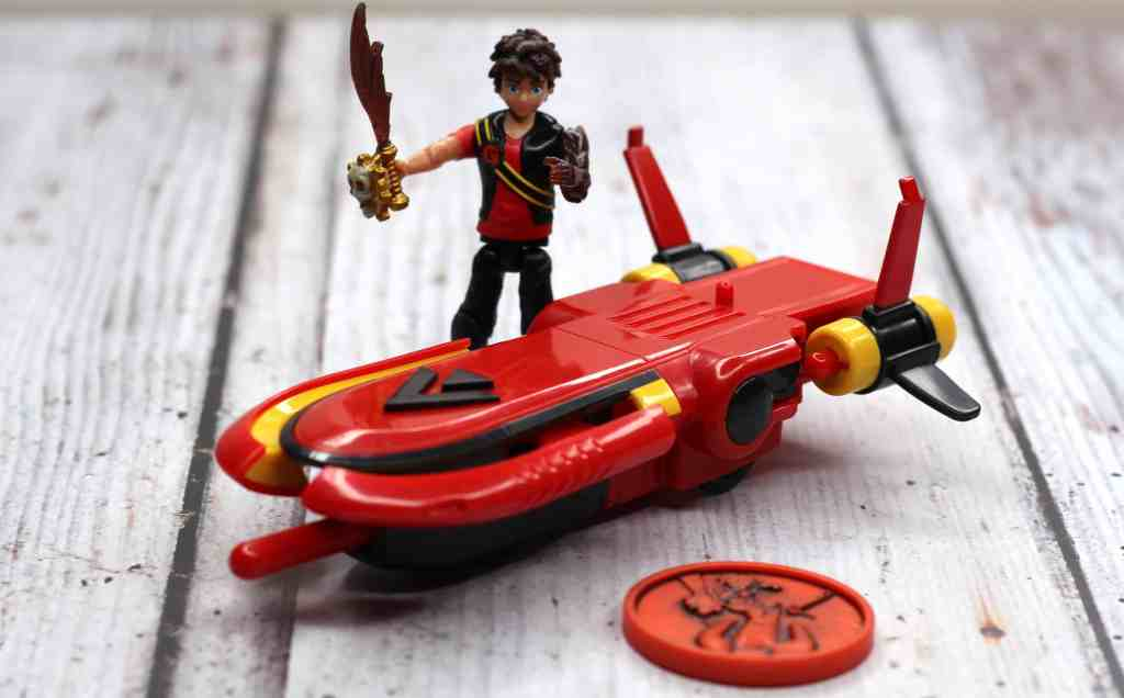 Zak Storm Hover Vehicle Review