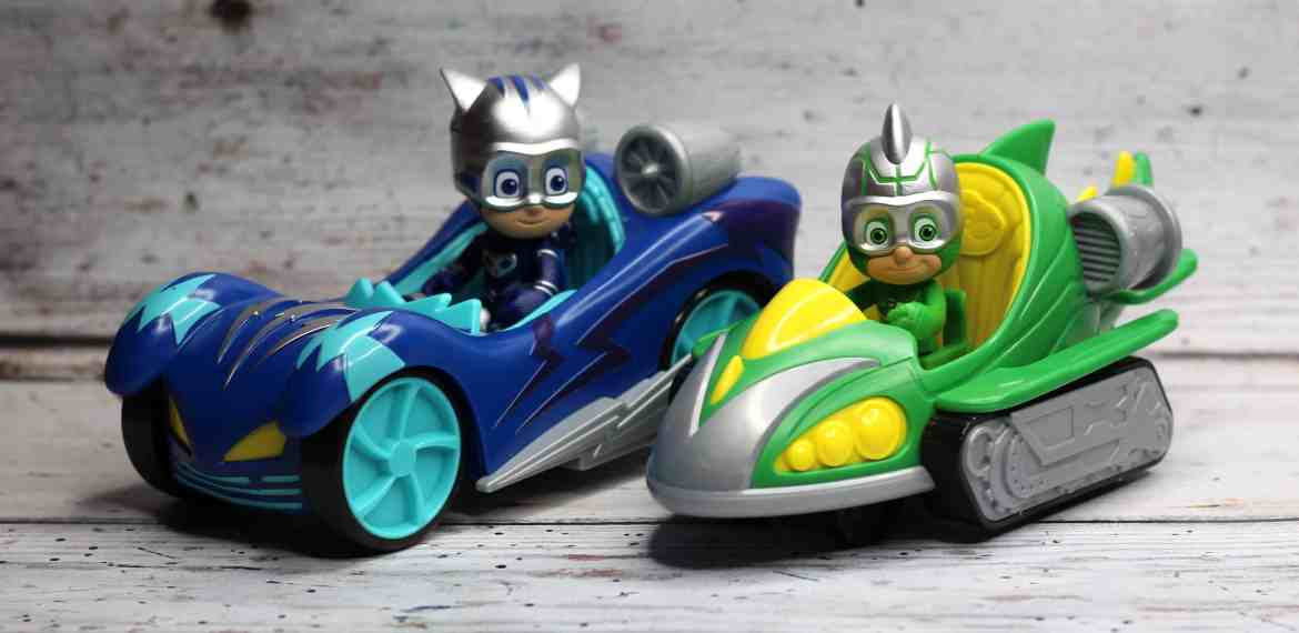 PJ Masks Turbo Blast Racers Review