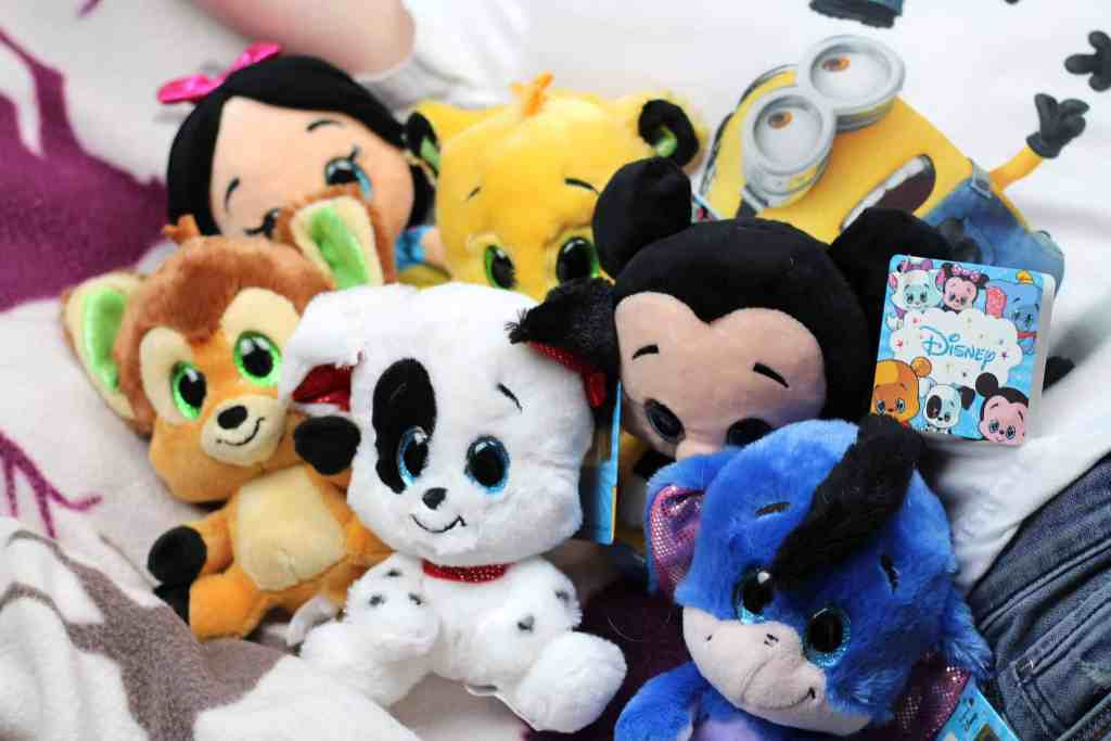 Disney Collection Plushes by Posh Paws
