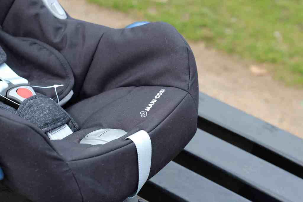 Maxi Cosi CabrioFix Car Seat Group 0+ Review