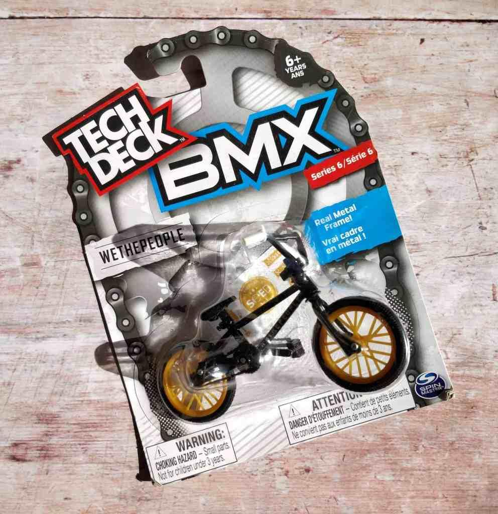 Tech deck bmx