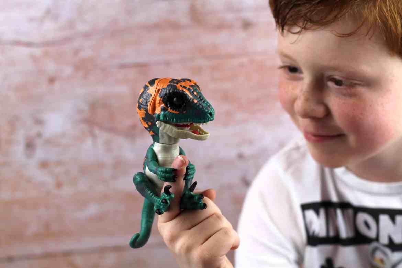 Untamed Raptor Dino little boy
