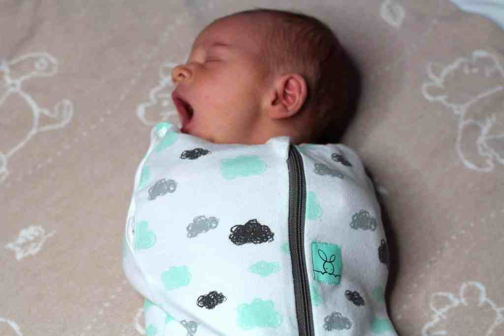 ergo Pouch Swaddle and Sleep Bag Review