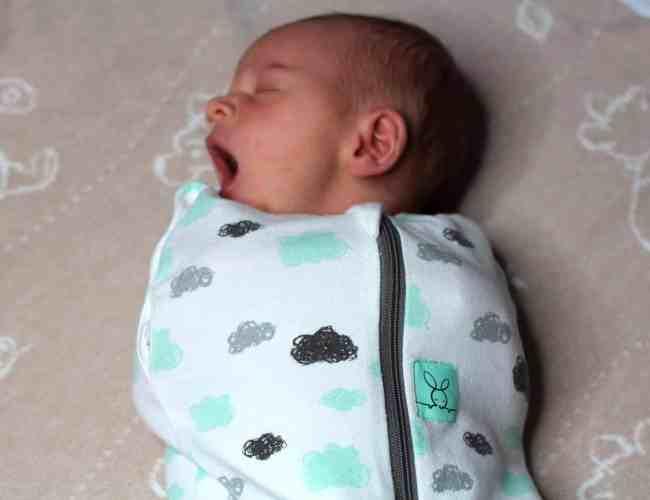 ergo Pouch Swaddle and Sleep Bag