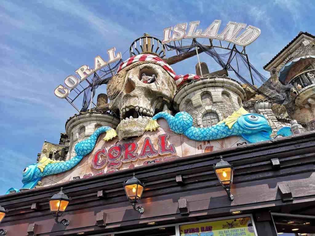 Coral Island, Blackpool – Family Days Out