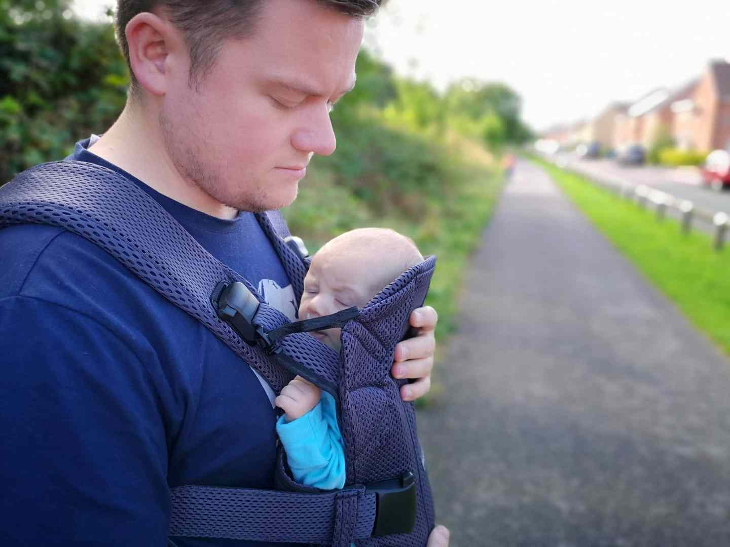 Falling in Love with the BabyBjorn Baby Carrier One Air