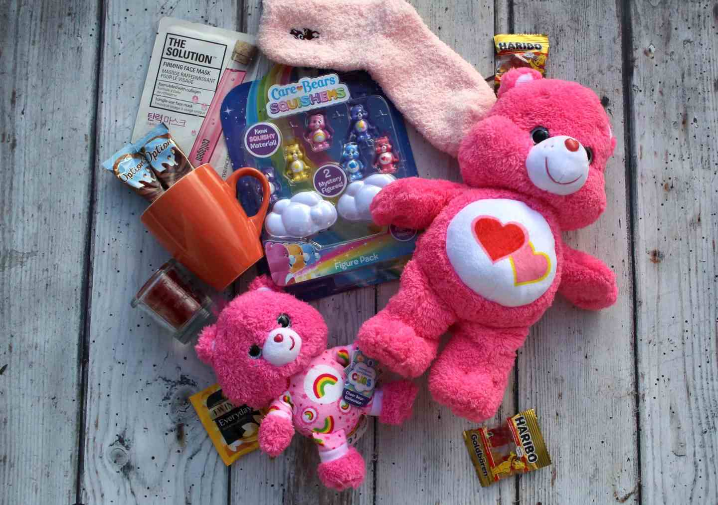 Care Bears – Care Package – Self-Care