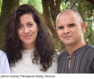 Jöel et Audrey Thérapeute Mably, Roanne