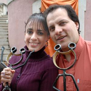 ISR - Ricardo Lopez et Claudia Sanchez