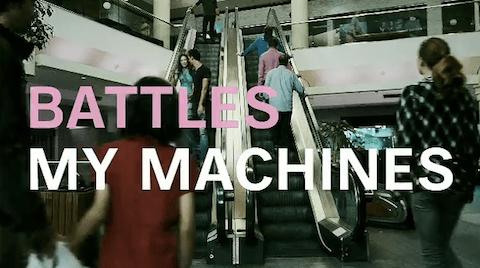 my machine battles