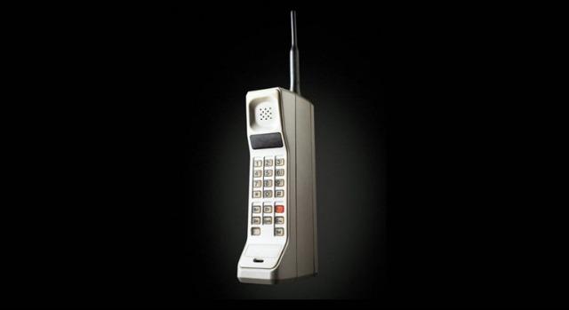 El Motorola que lo inició todo.