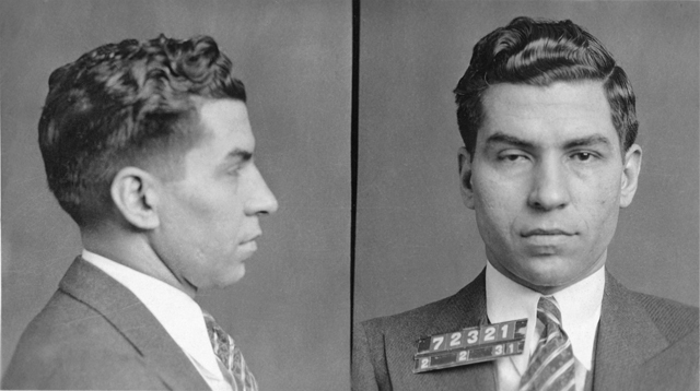 5 Lucky Luciano