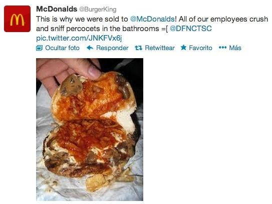 Burger King hackeado 02
