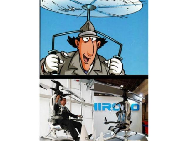 Inspector Gadget 1