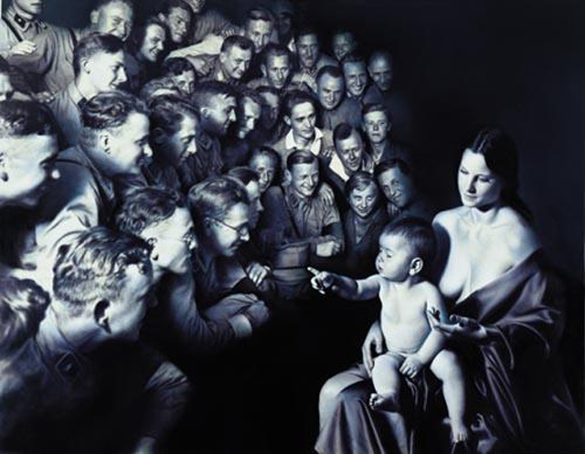 Epiphany II (Adoration of the Shepherds) 1998