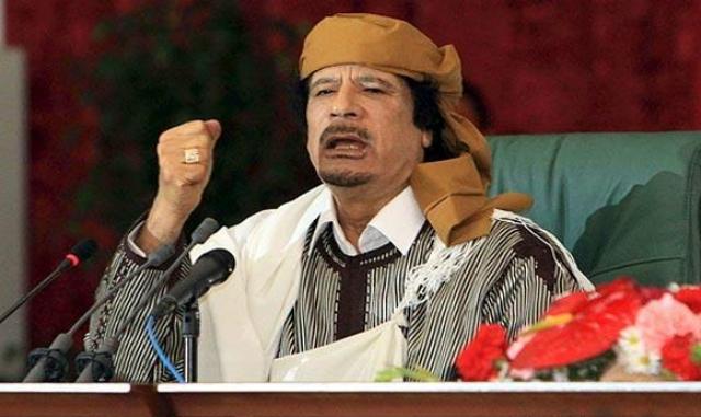Muamar-Gadafi