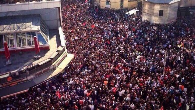 Plaza-Taksim