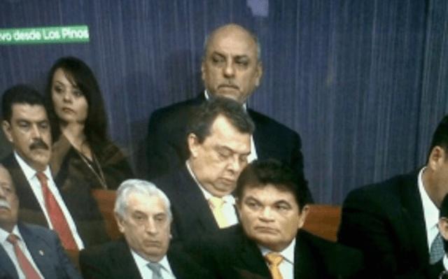 guerro gobernador dormido epn informe
