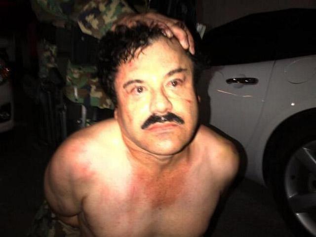 Chapo-Detenido