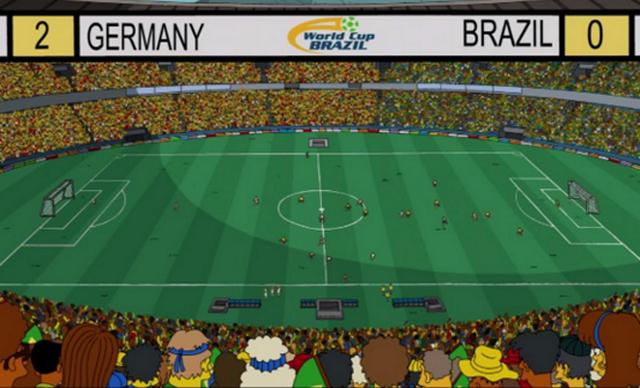 Alemania Brasil simpson