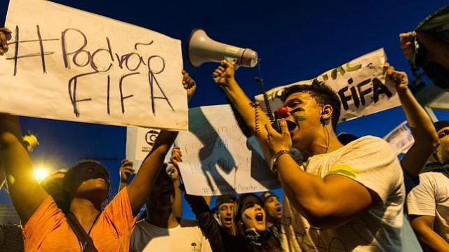 manifestacion brasil 1