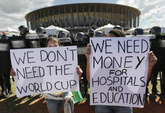 manifestacion brasil 2