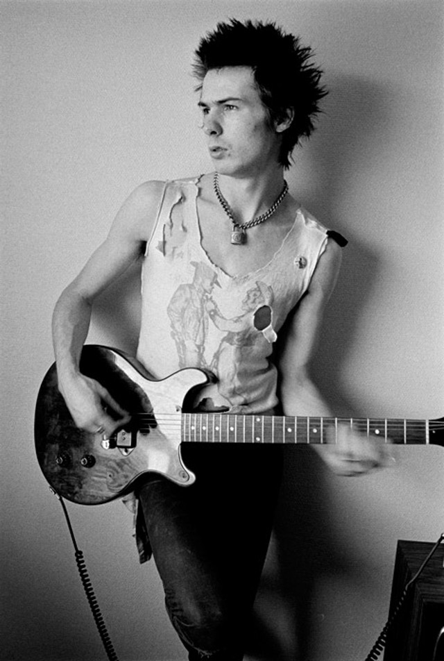sid vicious tom of finland sex pistols