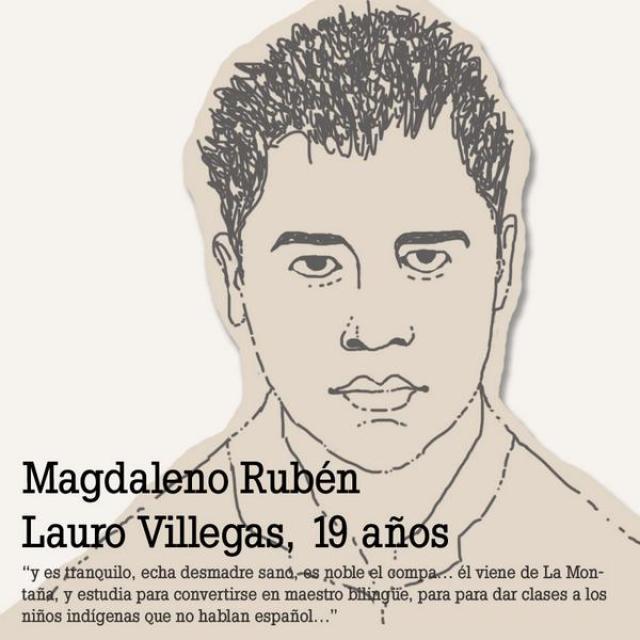 ilustradores con ayotzinapa5