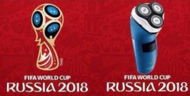 meme logo rusia 2018