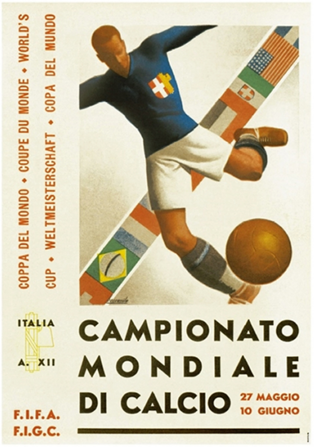 poster italia 34
