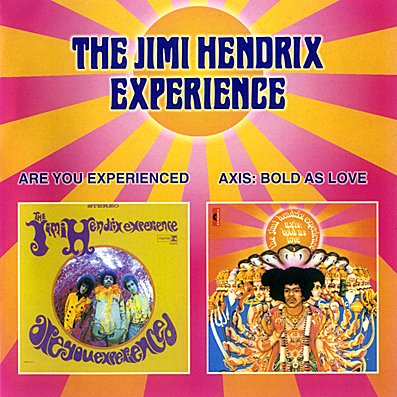 Jimi Hendrix - Are You Experienced_enl