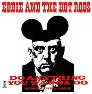 eddia and the hot rods