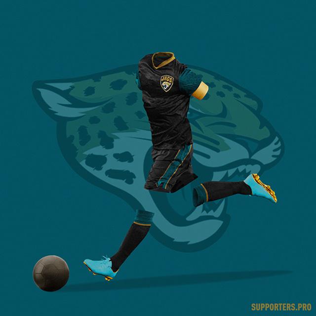 Los uniformes de la NFL como si fueran de futbol – Sopitas.com