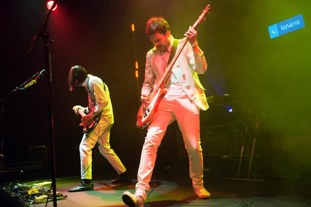 El Lunario presenció el primero de los últimos conciertos de los ... - Sopitas.com (blog)