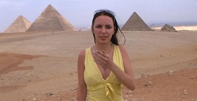 Video porno filmado en las Pirámides de Giza consterna a Egipto