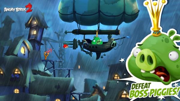 Angry Birds 2 screenshot_defeat boss piggies