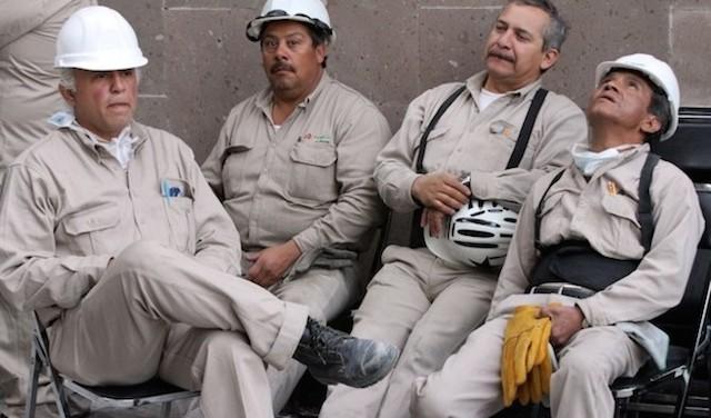 Recorte de personal en Pemex
