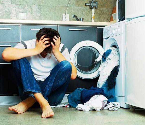 lavado ropa