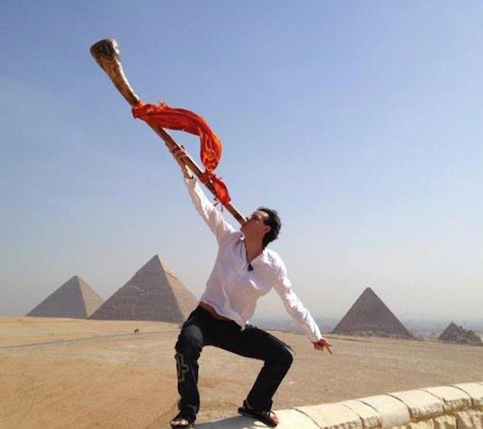 rafael egipto