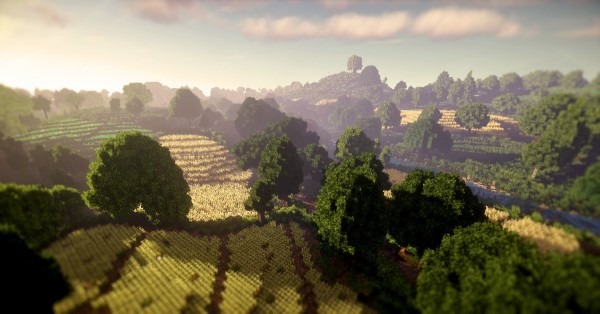 Minecraft-Shire-1