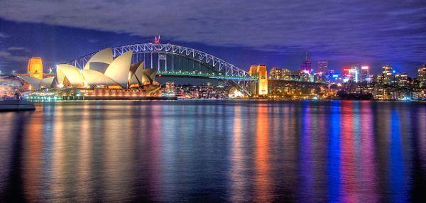 Travel + Leisure sydney