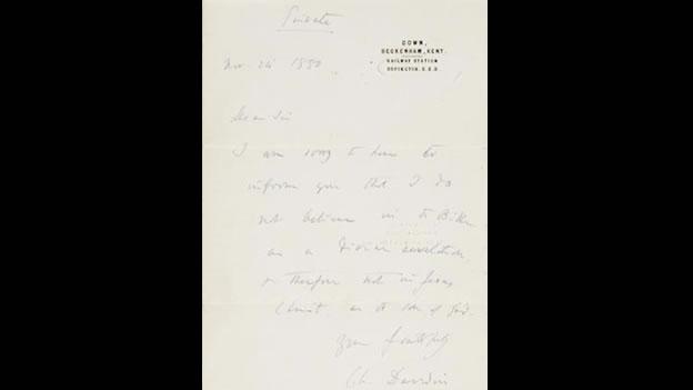 carta darwin