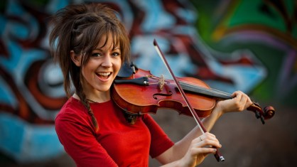 Resultat d'imatges de violinista