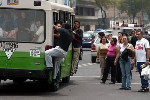 Resultado de imagen para transporte publico