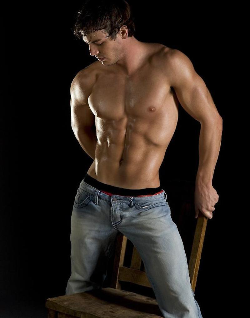 Charles Baker, image 8 - Male Muscleboykanan